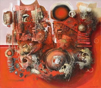 Oskar Maria D'amico, 'untitled', 1967