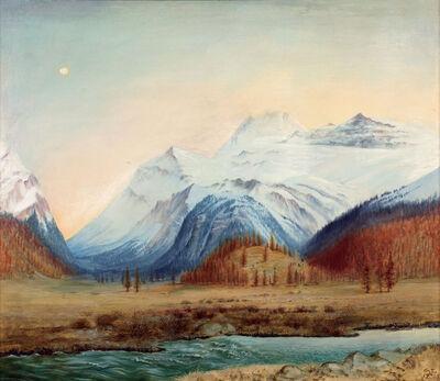 Otto Dix, 'Berninalandschaft (Bernina Landscapes)', 1938