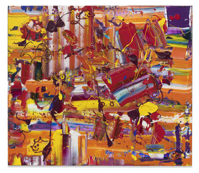 Michael Reafsnyder, 'Orange Slurp', 2018