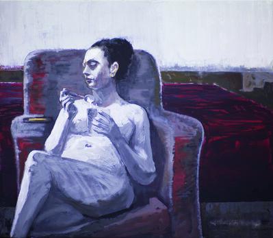 Nicolas Bischof, 'Cream ', 2019