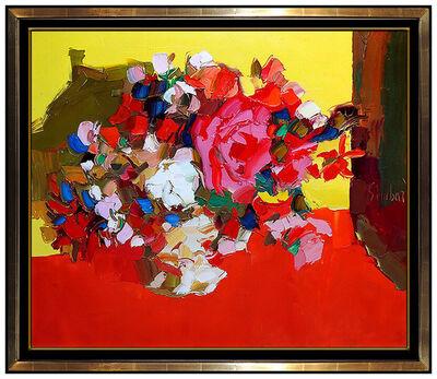 Nicola Simbari, 'Still Life on Table', 1970