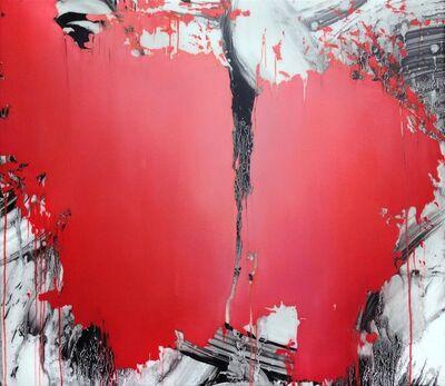 Jeff Muhs, 'Rogusa Rose', 2017