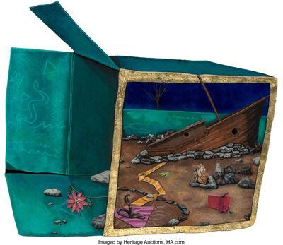 Judy Bally Jensen, 'After the Flood', 1991