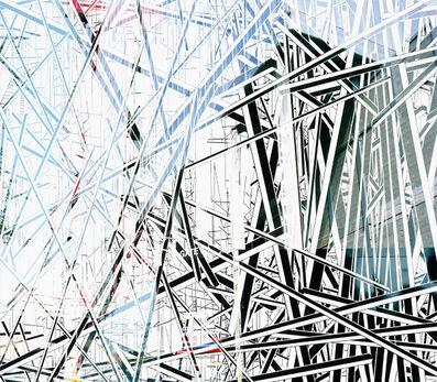 Richard Galpin, 'Brace II (City Gate)', 2011