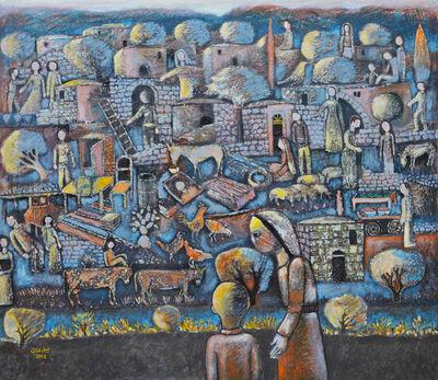 Nabil Anani, 'Motifs I', 2012