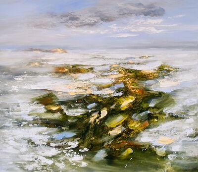 Réal Calder, 'Atlantique Nord no. 11', 2019