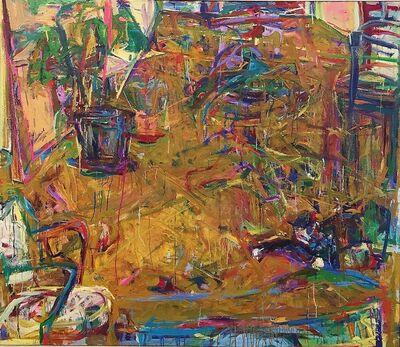 Diana Kurz, 'Interior', 1966