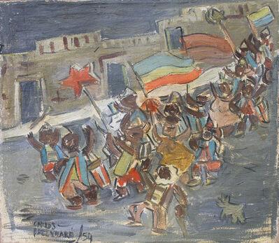 "Carlos Páez Vilaró, '""La comparsa""', 1954"