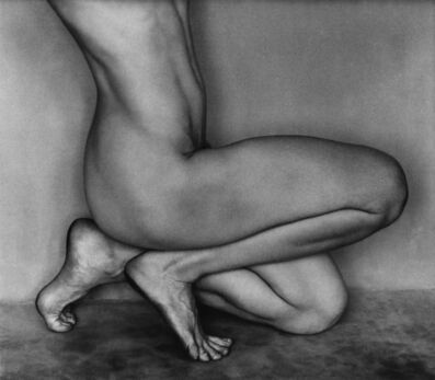 Edward Weston, 'Nude 62N (Dancer's Knees)', 1927