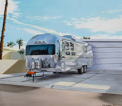 Gabriel Fernandez, 'Palm Springs Airstream 4', 2017