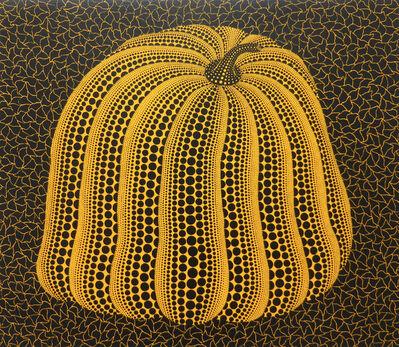 Yayoi Kusama, 'Yellow Colored Pumpkin', 1994