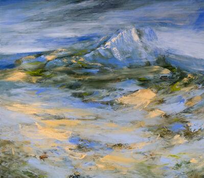 Réal Calder, 'Sainte Victoire no.22', 2017