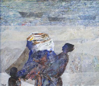 Tayseer Barakat, 'Shoreless Sea #1', 2019
