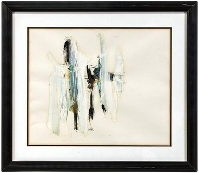 Motke Blum, 'Modern Abstract Composition', 20th Century