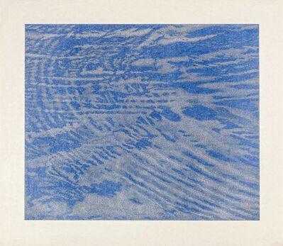 Franz Gertsch, 'Triptychon (Detail 1, aus dem rechten Flügel)', 1997