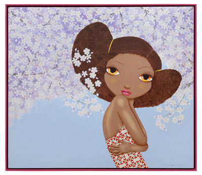 Nina Pandolfo, 'About a Day Flowery', 2016