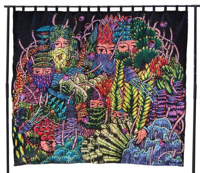 Eko Nugroho, 'Blind Paradise', 2018