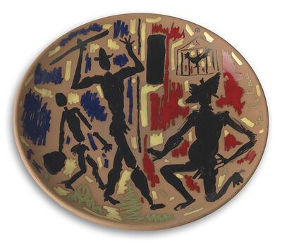 Jean Cocteau, 'Le Vieillard et Les Adolescents (Le Satiricon).', 1961