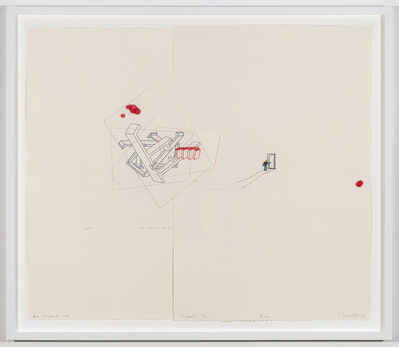 Liliana Porter, 'Deshabitaciones/La Puerta', 2011