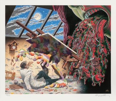 Robert Williams, 'Creation', 2009