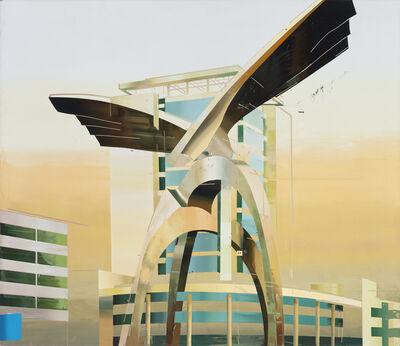 Cui Jie (b. 1983), 'Building of Eagles', 2014