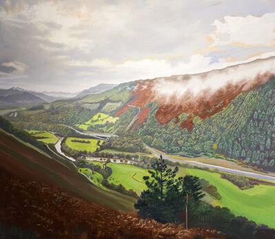 Natasha Kissell, 'Mawddach Valley', 2018