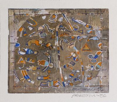 Robert Preston, 'Chromatic trope for a small Ghil - Gai', 1986