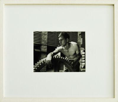 Leo Matiz, 'Obrero', 1938
