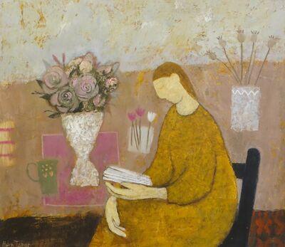 Helen Tabor, 'Reading Poetry', 2019