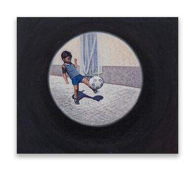 Gianni Di Rosa, 'Gioco Cosmico', 2011