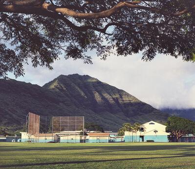 LM Chabot, 'Hawaii 34', 2015