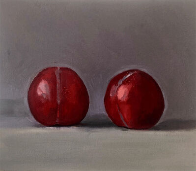 Dan McCleary, 'Red Plums', 8.30.19