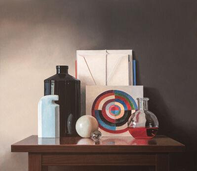 Guy Diehl, 'Still Life with Robert Delaunay #4', 2018