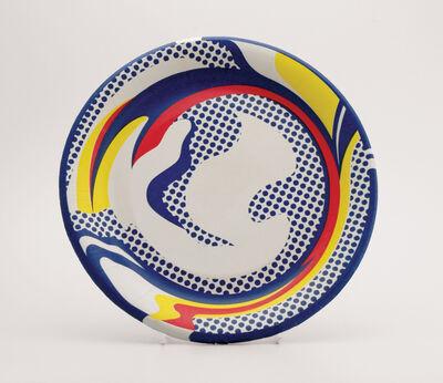 Roy Lichtenstein, 'Paper Plate ', 1969
