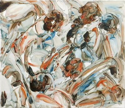 Katrin Westman, 'Running in water', 2020