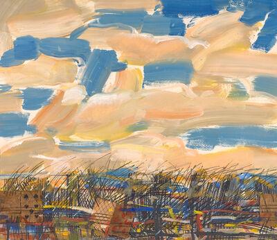 Vladimir Nemukhin, 'Landscape', 1987
