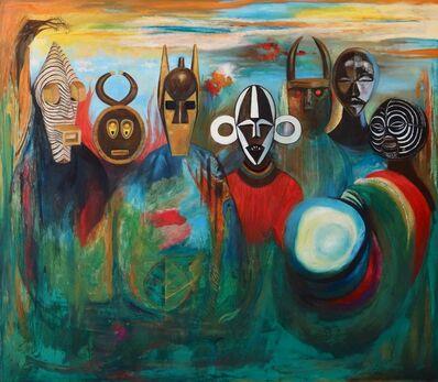 Cliff Joseph, 'Ancestral Affirmation', 1987