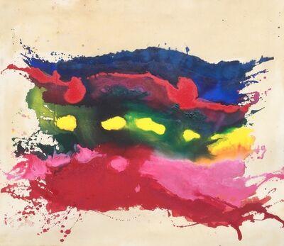 Pat Lipsky, 'Nirobi (sic)', 1969