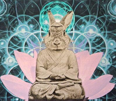 Karen Fiorito, 'Buddha Bunny', 2015