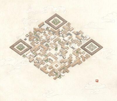 Sam Tan Shan Cheng, 'Maze', 2020