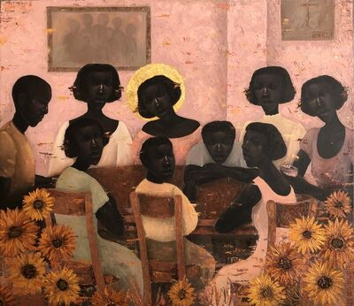 Chidinma Nnoli, 'Ezi Na Ulo (Family)', 2020