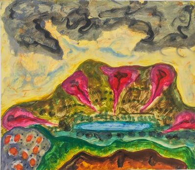 Gregory Amenoff, 'View (VB)', 1999
