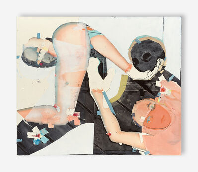 Magnus Plessen, 'Untitled (45)', 2018