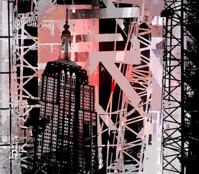Jane Sklar, 'NY Constructed', 2020