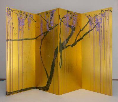 Nakakita Hiroko, 'Wisteria Flowers', 2020