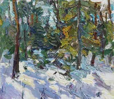Ulrich Gleiter, 'Winter Moment', 2017