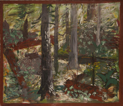 Gaylen Hansen, 'Standing and Fallen Trees', 2019
