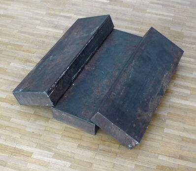 Richard Nonas, 'Back Floorpiece', 1979