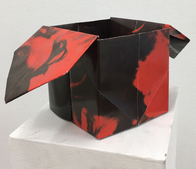 Pierre Bismuth, 'Origami boxes: one thing made of another, one thing used as another (Che Guevara)', 2004
