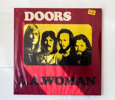 George Mead, 'The Doors - L.A. Woman', 2019